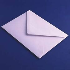 White C6 Greeting Card Envelopes to fit cards 110 x 148mm