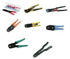 Silverline Crimping Tool, Telecoms, Ratchet Tool, Wire Stripper, You Choose