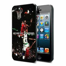 Lebron James Cleveland Cavs iPhone 4 4s 5 5s 5c 6 S3 S4 case Free Shipping