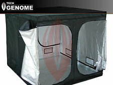 Hydroponics Grow Tent Bud Room Various Sizes 600D Mylar Steel Frame