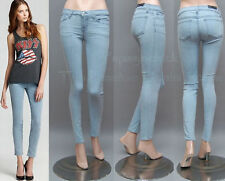 $187 NWT J BRAND JEANS 811 MID RISE SKINNY BEAUT BEAUTUFUL BLUE SZ 24 - 32