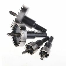 New 1PC Hole Saw Tool Iron Cutting HSS Twist Drill Bit Select from 12mm To 35mm