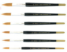 Artists Classic Watercolour ROUND Brush LOTS OF SIZES best brushes Brushes4Art