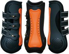 Harrys Horse Colourful Cob/Full Elite-R Tendon Elasticated Strap Front Boots