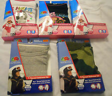 Boys Girls Fruit of the Loom Thermal Underwear Set Grey White Black Pink Camo