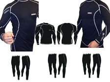 ESG Xtreme Performance Compression Full length Pants & Rash Guard Base Layer