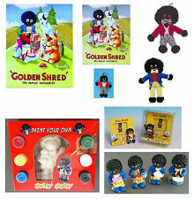 Jolly Golly Golliwog Variation of Golly Plush - Keyrings - Gifts & Novelties BNB