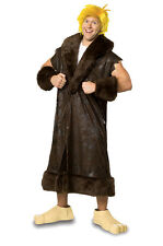 The Flintstones Plush Barney Rubble Adult Halloween Costume