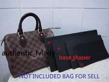 BASE SHAPER FITS FOR LOUIS VUITTON SPEEDY 25/30/35/40 (Black color)