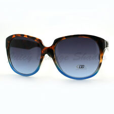 Womens Fashion Sunglasses 2-tone Color Designer Frame DG Eyewear