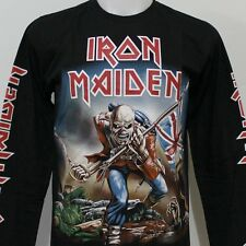 IRON MAIDEN The Trooper Long Sleeve T-Shirt New Size S M L XL
