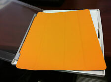 Authentic Apple iPad 2nd, 3rd, 4th Gen. Smart Cover ORANGE