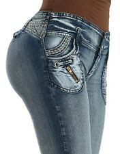Jeans Push up Jeans lift buttocks Jeans Sexy Push up Jeans Straight Leg 12738