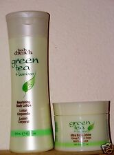 BODY DRENCH GREEN TEA & AND + BAMBOO ULTRA BODY CREME OR NOURISHING BODY LOTION