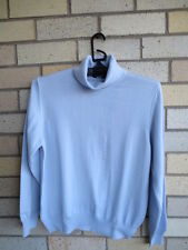 Ladies Australian Made Polo Neck Jumper