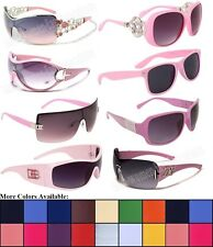 DG NEW Women's Ladies Girl's Pink Sunglasses Fashion Designer Celebrity's Choice