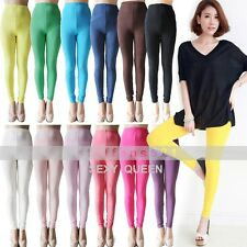 High Waisted Fashion Multi-Color Modal Stretch Slight Leggings Pants Plus Sizes