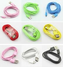 1M/2M/3M/ Micro USB Sync Data Cable f Galaxy S2 i9100 S S3 Nexus S 4G Nexus 4