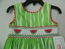 *NWT* Smocked Watermelon Sundress Size 2T or 3T