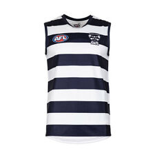 Geelong Cats AFL Footy 2018 Kids Boys Youths Football Jumper Guernsey Jersey