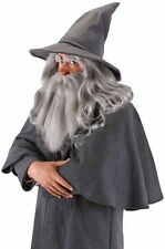 The Hobbit Gandalf Beard and Wig Set