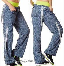 "ZUMBA FITNESS ""Essential Cargos Pants""...GREY'S THE WAY-Sold Out and Super Hot!"