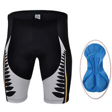 Men's Outdoor Sport Cycling Bicycle Bike Comfortable Wear Pants Short for 5 Size