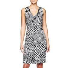 MNG BY MANGO DRESS,  SIZE 4,  COLORS: BLACK AND WHITE, NWT,  RETAILS $ 50.00