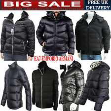 COLLECTION OF EA7-EMPORIO ARMANI MOUNTAIN PUFFY JACKETS FOR MEN'S (100% GENUINE)