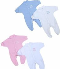 BabyPrem Premature Baby Clothes 2 Little Miracle Sleepsuits Babygrows Girls Boys