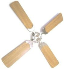 "Non-Brush DC12V 42"" Ceiling Fan for RV with Wall Control"