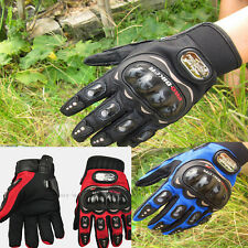 New Sports Motorcycle Bike Cycling Bicycle Riding Glove Full Finger Size M L XL