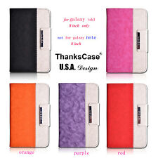 Rotatory Case For Samsung Galaxy Tab 3 8.0 SM-T3100 Rotating Smart Case Cover