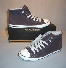 Converse Women's Chuck Taylor A/S Dainty Mid Suede Gray Shoes SIZES NIB 532358c