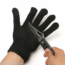 1 piece Stainless steel fillet glove cut resistant fishing fillet knife glove