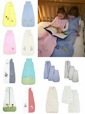 KIDS SLEEPING BAG BOYS GIRLS SLUMBERSAC AGE 3-6, 6-10 YEARS 0.5, 1, 2.5, 3.5 TOG