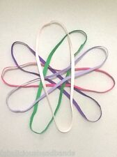 NEW FABULICIOUS ELASTIC HEADBANDS - VARIETY PACK MULTI-COLOR