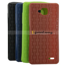 Original New 4 Colors TPU Soft Silicone Skin Case Cover For Jiayu G3 G3S G3T