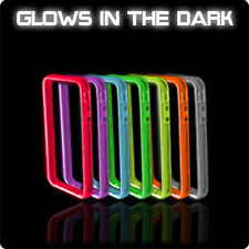 Glow in the dark - iPhone 4 | 4S | 4G - Cover - Bumper - Case