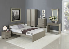 High Gloss Bedroom Furniture