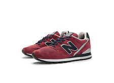 New Balance Renegade 996 GLM Shoes in Burgundy and Navy