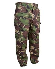 """British DPM Camo So95 Combat Military Trousers Police Security Tactical 30""""-44"""""""