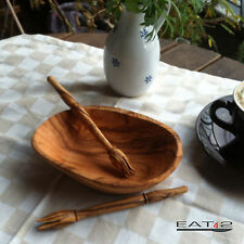 Olive Bowl With Olive Picker Lumber