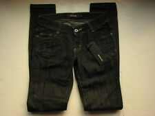 Blend The World She Jeans Skinny Black Wash Many Sizes Premium Denim NWT