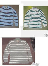 NWT American Eagle Outfitters STRIPED PIQUE POLO