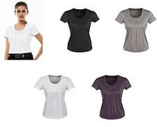 Deco Ladies Pleat Top,Blouse,Shirt 6-26 Women,Office,Casual,Corporate,Uniform
