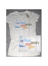 NWT American Eagle AE logo Tee Embroidered
