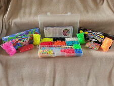 RAINBOW LOOM REFILL BANDS - BEST PRICES - ALL COLORS - FREE SHIPPING