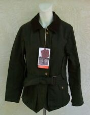 NEW Eddie Bauer Women's Kettle Mountain StormShed Waxed Jacket NWT Sport Shop