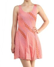 Sass Zoe Missoni Dress - Candy Cane